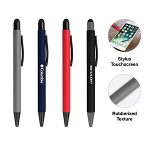 Stylus Rubberized Pens