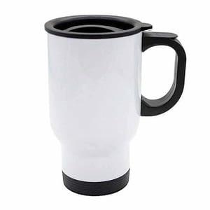 Travel Mugs White Coat