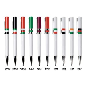 Maxema Ethic Flag Pens