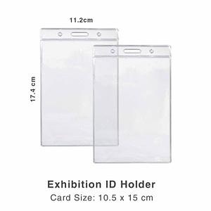 Exhibition ID Holder