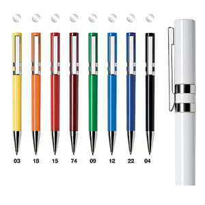Colored Maxema Ethic Pens