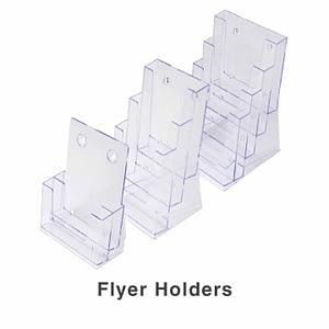 Flyers Holders