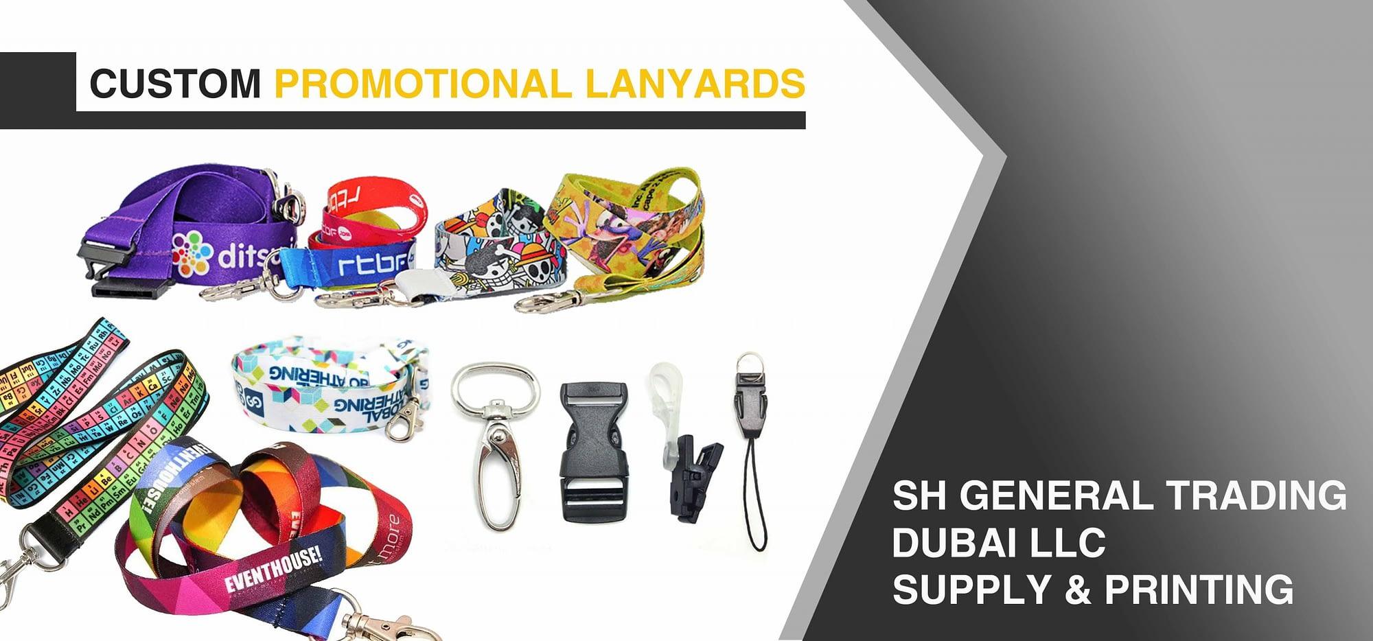 Custom Promotional Lanyards